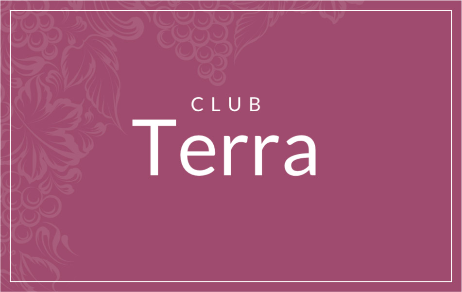 red box with the words club terra